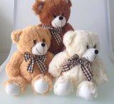 Crooked Head Teddy Bears Plush Toy