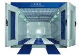 Wld6200 Ce China Car Woodworking Paint Spray Booth/Painting Room with Filter