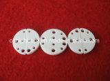 Wholesale CNC Machinable Glass Ceramic Cap/Mechanical Ceramic Parts