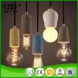 Vintage Pendant Light Concrete Indoor Cement Lamp