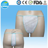 Disposable SPA Underwear/Non Woven Tanga/G-Strings