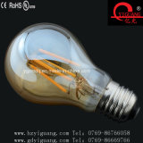 Amber LED Filament Light A60 with Factory Direct Sell
