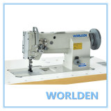 Wd-20618 Heavy Duty Compound Feed Lockstitch Sewing Machine