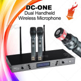 DC-One Cheap Professional UHF Wireless Karaoke Microphone