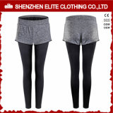 Top Quality Wholesale Workout Clothing Yoga Leggings Cotton (ELTLI-94)
