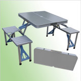 Special Outdoor Leisure Fashion Conjoined Folding Tables and Chairs