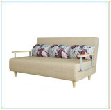 Multi-Functional Sectional Cool Wooden Sofa Bed (197*80CM)