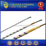 350c High Temperature Fiberglass Braided Pure Nickel Wire