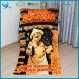 Wholesale Cotton Velour Printed Custom Picture Beach Towel