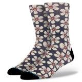 Winter Trendy Custom Design Pattern Fancy Men Socks