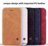 Luxury High Quality Leather Phone Case for iPhone 7 and 7 Plus