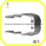 Furniture Hardware Parts Replacement Swivel Chair Back Support Aluminum