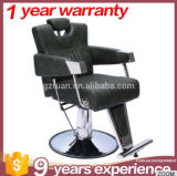 High Density Sponge Hydraulic Brown Salon Chairs