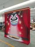 Free Standing Backdrop Pop up Trade Show Portable Display