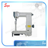 Double Needle Driven Roller Presser Post-Bed Lockstitch Sewing Machine