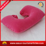 Professional Disposable Pillow Inflight Inflatable Car Pillow