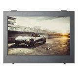 55-Inch High Brightness Waterproof IP65 Outdoor TV