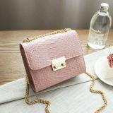 Fashion Lady Evening Clutch Hand Bag with PU (BDMC091)