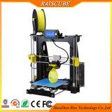 2017 Raiscube Acrylic Easy Operating Fdm Desktop 3D Printer Machine