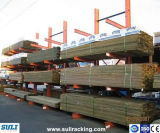 Heavy Duty Steel Arm Rack Cantilever Racking for Steel Tubes