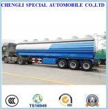 Tri Axle 36000 Litres Diesel Oil Semi Trailer
