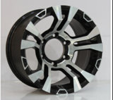 4X4 SUV Wheels 15X8 6 / 139.7 Wheels Car Alloy Wheel Rims