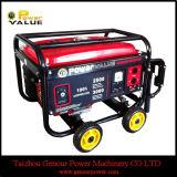 Hot Sale1.5kw Aluminum 5.5HP Engine Gasoline Generator