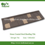 Steel Roof Tile with Stone Chip Coated (Shingle Type)