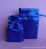 "4 X 6"" Black Fashion Satin Bag"