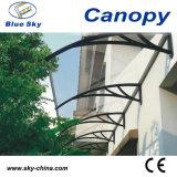 Fiberglass Stainless Steel Awning for Balcony Fans (B900)
