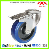 200mm Bolt Hole Locking Castor Wheel (G104-23D200X50S)