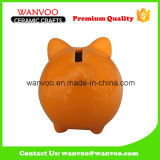 New Designed Ceramic Coin Counting Piggy Bank