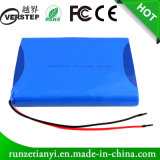 14.8V 7500mAh Lithium Battery Pack for Narcotics Detector Rechargeable Battery