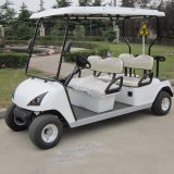 CE 4 Seater Park Golf Cart Electric for Sightseeing (DG-C4)