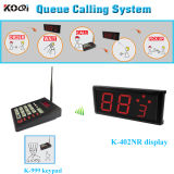 Queue Calling System Queue Machine for Restaurant Good-Operation CE Passed Smart Kitchen Equipment