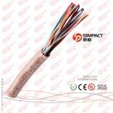 Self-Extinguishing Cat3 Cable