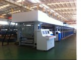 Rotogravure Printing Machine with Electronic Shaft Drive of 250m/Min