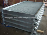 Extruded Type Finned Tube Air Heat Exchanger, Air Radiator for Drying and Heating