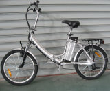 "20"" Folding Electric Bicycle with Shimano Derailleur (TDN-003)"
