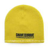 Promotional Plain Cheap Knitted Hats