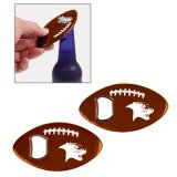 Plastic Football Bottle Opener (PM227)