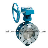 Cast Steel Flanged End Butterfly Valves