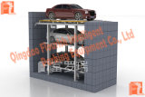 Multi Floor Pit Type Stack Parking Underground Parking Lift Car Lift