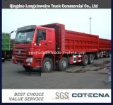 Sinotruck HOWO 371HP 8*4 Dump Truck/Tipper Truck