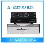 Zgemma H. 2h Enigma2 Combo DVB-S2+T2 Cable TV Box