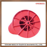 Enhanced Machine Reel for Cable and Ropes