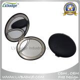 Blank Chrone Circle Shape Metal Compact Mirror