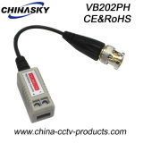 1CH CCTV Passive UTP Video Balun with Cat5 (VB202pH)