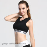 High Quality Yarn Sports Bra Vest Shockproof Fitness Underwear
