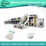 Full-Servo High Speed Adult Diaper Making Machine with CE (CNK300-SV)